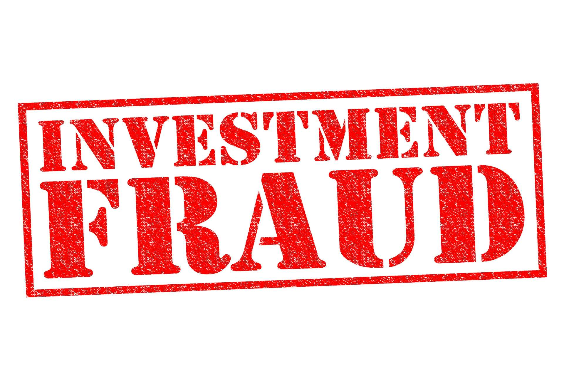 investment fraud tactic and red flags